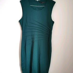 *2/$12* Harve Benard Green Sleeveless Dress